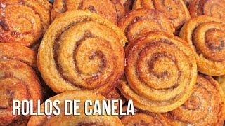 getlinkyoutube.com-Rollos de Canela - Cinnamon Rolls