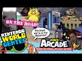John goes to the Nintendo World Store in New York City - TOUR - LEGO STORE New York Tour