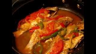 getlinkyoutube.com-Jamaican Steamed Fish Recipe Video