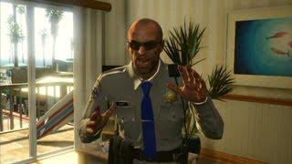 getlinkyoutube.com-GTA V - Officer Trevor Tribute (Sleepwalking - The Chain Gang)