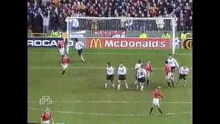 08.12.1999 Manchester United 3-0 Valencia 1999/00 Champions League