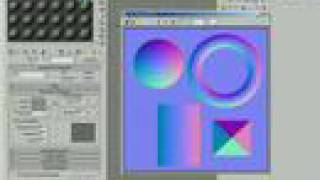 getlinkyoutube.com-How to create normal map in 3ds max