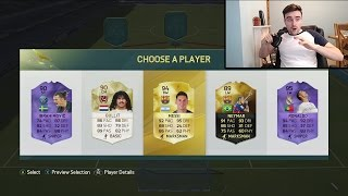 getlinkyoutube.com-THE HIGHEST RATED FUTDRAFT POSSIBLE!!! Fifa 16 FUT Draft Challenge