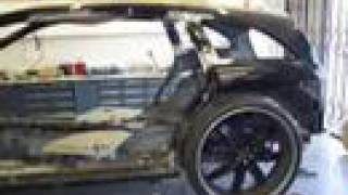 getlinkyoutube.com-Alpine Imprint RLS Mercedes Custom Car Build Part 2