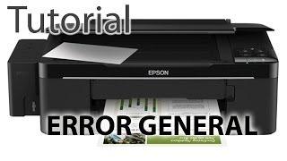 getlinkyoutube.com-Como reparar una Impresora Epson - Error de Scanner