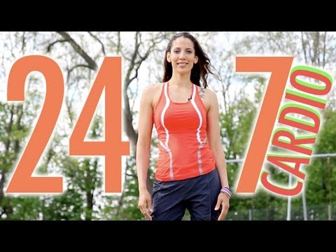 24/7 Cardio Fat Blast : Work It Out Wednesday - Bex Life