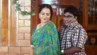 getlinkyoutube.com-Babu Mohan Comedy With Jaya Lalitha