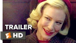 getlinkyoutube.com-Carol Official US Trailer #1 (2015) - Rooney Mara, Cate Blanchett Romance Movie HD