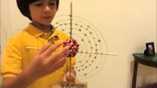 getlinkyoutube.com-Atom Model Science Project