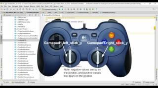getlinkyoutube.com-FTC Robotics Help - Beginner Programming - part 3 - Use the gamepad and servos