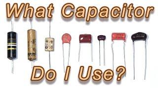 getlinkyoutube.com-Which Capacitor Do I Use? Tech Tips Tuesday