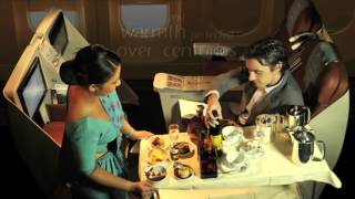 SriLankan Airlines product video 2012
