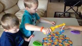 getlinkyoutube.com-Fisher Price Go Fish Children's Game