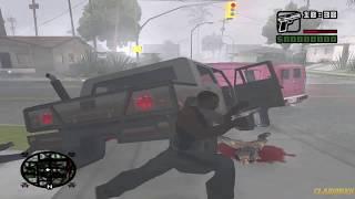 GTA San Andreas Left 4 Theft Mod +( Download )