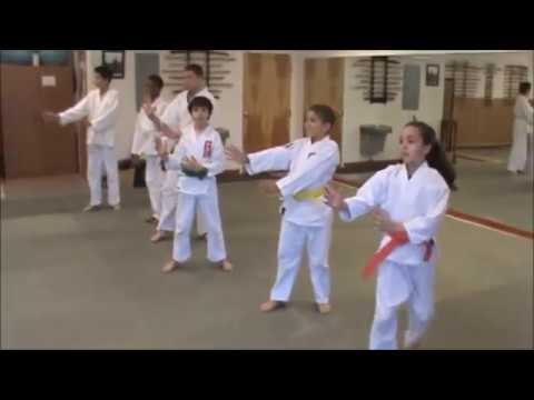 Aikido Kids and Teens Games