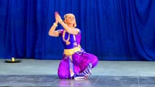 getlinkyoutube.com-Kuchipudi - Prathyusha Menon
