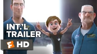 Capture the Flag Official International Trailer #1 (2015) - Animated Movie HD