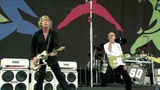 getlinkyoutube.com-Status Quo - Whatever You Want + Rockin' All Over The World (Live at Glastonbury 2009)