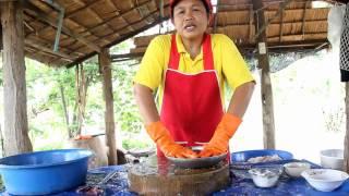 getlinkyoutube.com-ขั้นตอนและวิธีการทำปลาร้า โดย คุณ นารี สุขบิดา
