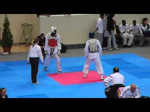 Vidos Taekwondo Asnieres Elite : TIP Senior 2009 Coubertin