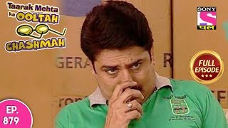 Taarak Mehta Ka Ooltah Chashmah - Full Episode Ep 879 - 21st December, 2017