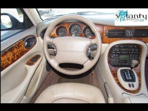 Demontage du volant Airbag Jaguar XJ8 - Dr.Volant