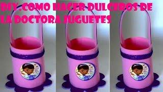 getlinkyoutube.com-COMO HACER DULCERO  DE FOAMY DE LA DOCTORA JUGUETES