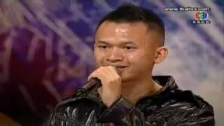 getlinkyoutube.com-Thailand's Got Talent - DoubleTap มิตร&แวน