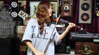 getlinkyoutube.com-돌아가는 삼각지 - Electric violinist Jo A Ram(조아람)