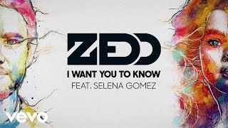 getlinkyoutube.com-Zedd - I Want You To Know (Audio) ft. Selena Gomez