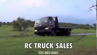getlinkyoutube.com-ISUZU NPR (4X4) FLORIDA 4WD  OFF ROAD TEST