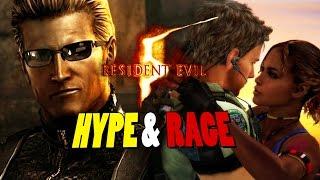 getlinkyoutube.com-HYPE & RAGE: Resident Evil 5 REVISITED 2017 Edition w/Max & Steve
