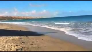 beautiful beach somalia baraawe