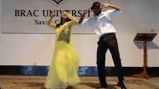getlinkyoutube.com-Brac University(Rs#39)....Dance performance...