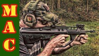 getlinkyoutube.com-Lithgow Arms USA F90 Atrax bullpup