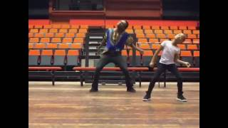 Dancer: @petitafro @angel.afrodance | Afro Beats