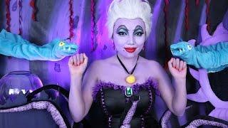 getlinkyoutube.com-Disney's URSULA Makeup Tutorial