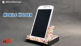 Download video diy crafts phone holder from toilet paper for Waste out of best models