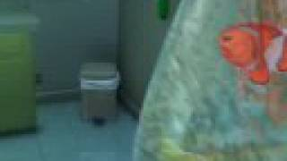 getlinkyoutube.com-Finding Nemo- Escape from the fish tank