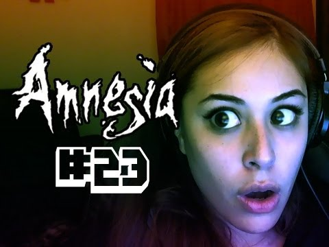 Amnesia  Ep. 23 w/Cupquake