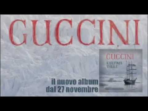 Francesco Guccini - L'ultima volta (Video Lyrics)