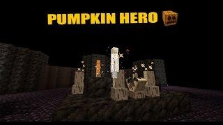 getlinkyoutube.com-Minecraft : PUMPKIN HERO #3 บอสโครงกระดูกเอนเดอร์แมน