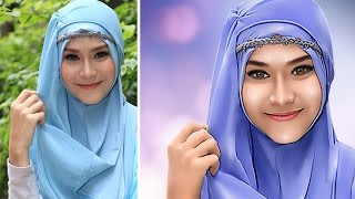 getlinkyoutube.com-Photoshop Painting Look Effects - PHOTOSHOP TUTORIAL