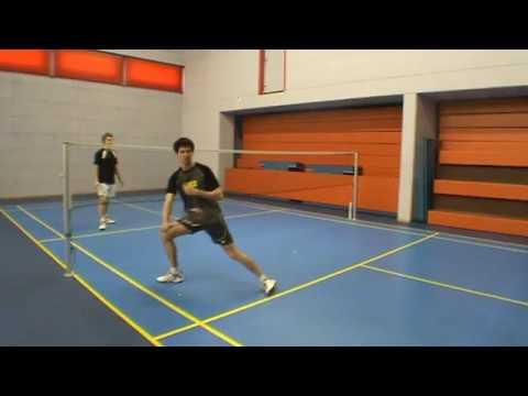 Swiss Badminton Trickshots are back
