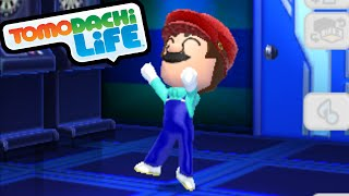 Tomodachi Life 3DS Mario's Knock-Off Cap & Clothes, Link VS DK Gameplay Walkthrough PART 58 Nintendo