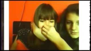 getlinkyoutube.com-Challenge hand over mouth shut up