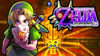 getlinkyoutube.com-The Legend of Zelda Majora's Mask 3DS Gameplay Walkthrough Swamp Spider House Mask of Truth PART 6