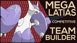 getlinkyoutube.com-Mega Latias Competitive Team Builder (Pokemon Showdown ORAS OU Facecam)