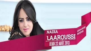 getlinkyoutube.com-Nadia Laaroussi 2014  kont 7asba soghri dayem
