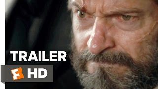 getlinkyoutube.com-Logan International Trailer #2 (2017) | Movieclips Trailers